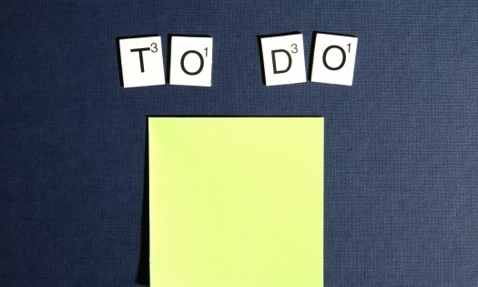 To Do post-it notes